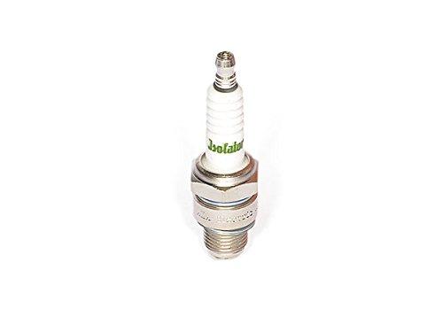 """Zündkerze M14-260 Aka Electric* - """"mit 2 Pins - für Tuning"""" Spezial - Isolator (Kopf geriffelt) S51, S70 usw."""