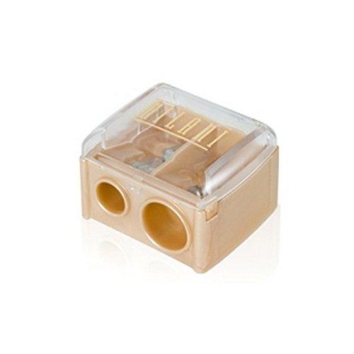 (6 Pack) MILANI Duo Pencil Sharpener - MLMPS