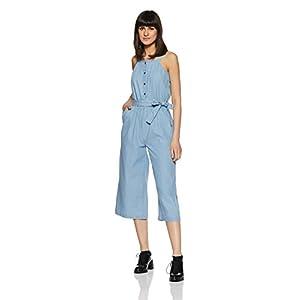 Amazon Brand – Symbol Women's Jumpsuit