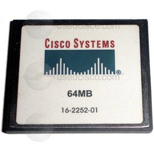 64MB Cisco Original Refurb Compact Flash Card for Cisco 7301 Router MEM-7301-FLD64-R