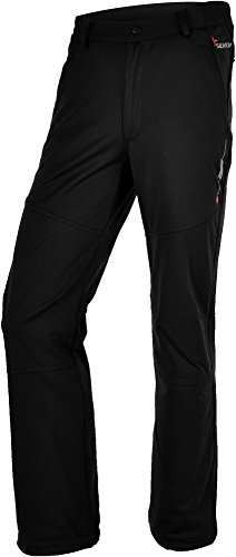 SILVINI Pantalon Softshell Vento Sportive XXL Noir