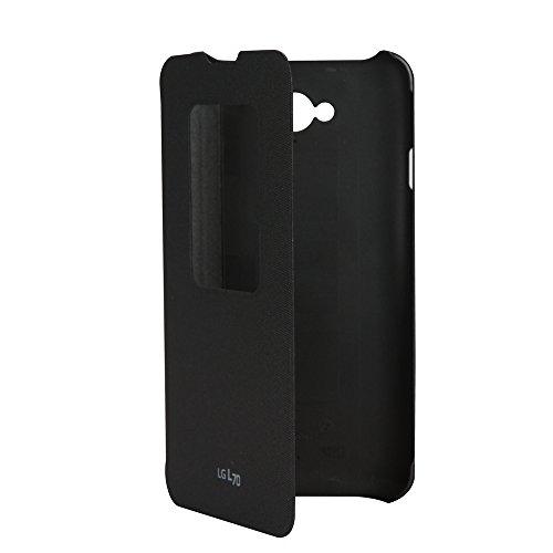 LG G030L70N1 - Funda con tapa y venta L70, negro