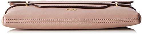 Ralph Lauren Camille Clutch, sac bandoulière Pink (ROSE SMOKE)