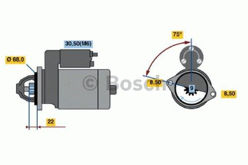 Bosch 1112035 Anlasser