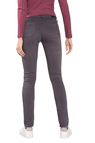 ESPRIT 116ee1b001, Pantaloni Donna Grigio (Dark Grey)