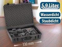 Xcase-Kunststoffkoffer-Staub-und-wasserdichter-Koffer-33-x-28-x-12-cm-IP67-Schutzkoffer