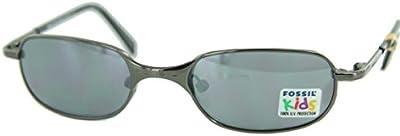 Fossil - Gafas de sol - para hombre Negro negro small