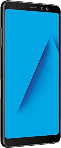 Samsung Galaxy A8+ (Black, 6GB RAM + 64GB Memory)