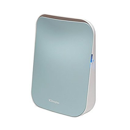 Dimplex Portable HEPA Air Purifier, Viro³ Technology with Two Fan Speeds
