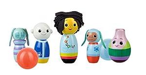 Orange Tree Toys Moon & Me Skittles de Madera,