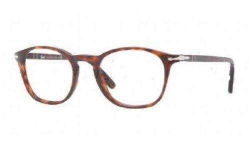 Persol Occhiali da vista Da Uomo 3007/V / 24: Tartaruga - 50mm