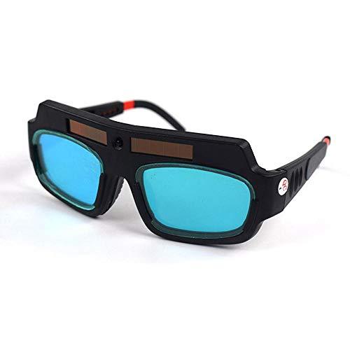 Yeldou Welding Goggles, Solar Safety Goggles Automatic Darkening Welding Eyewear Eye Protection Welding Glasses