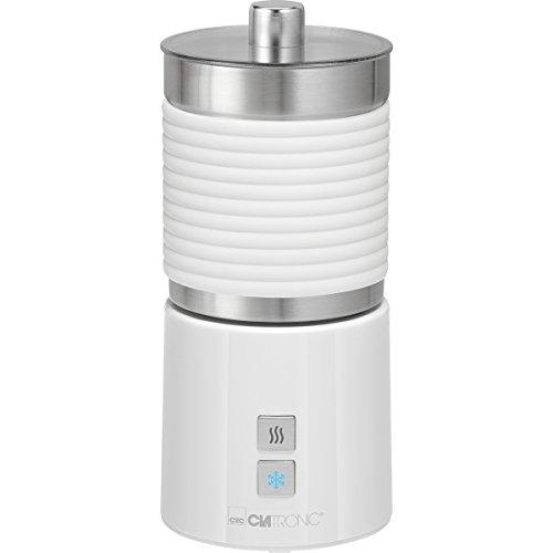 Clatronic Espumador de leche MS 3654 blanco - Vendedores Amazon. Ofertas para tu Hogar.