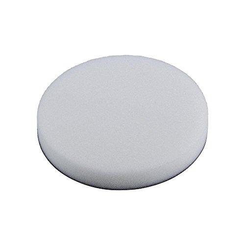 Wolfcraft 3164000 Esponja de pulir adhesiva, Ø 180 mm