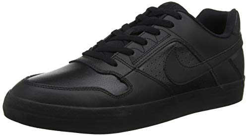 db7be7ec Nike SB Delta Force Vulc, Zapatillas de Skateboard Unisex Adulto,  Black/Anthracite 002