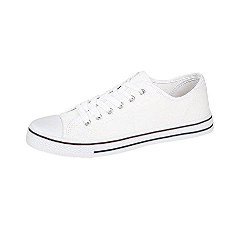 Unknown Baltimore, Sneaker uomo White