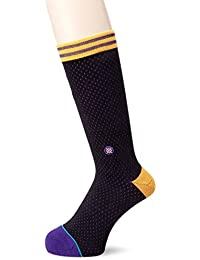 0c8ff8b5dba Stance Homme Chaussettes NBA on Court Collection Lakers Jersey
