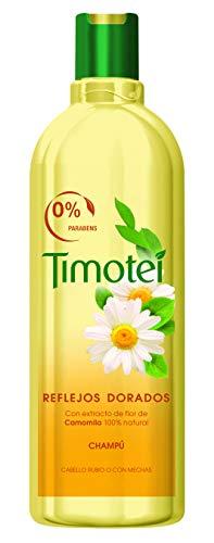 Timotei Champú Camomila - 400 ml