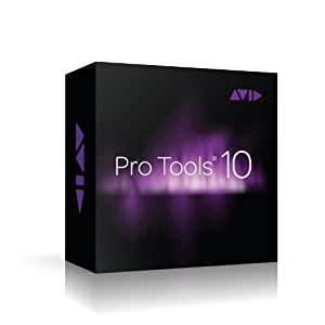Pro Tools 10 (w/DVDs)