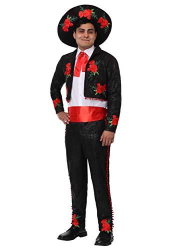 Fun Costumes Mariachi-Kostüm für Erwachsene - L