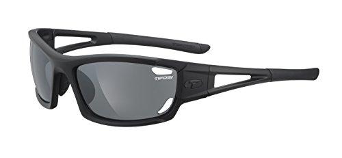 Tifosi Sonnenbrille Dolomit 2.0 schwarz Noir mat Taille M-L