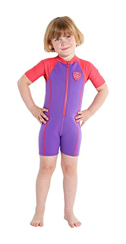 speedo-babies-seasquad-hot-tot-suit-swimsuit-purple-rain-raspberry-fill-size-2
