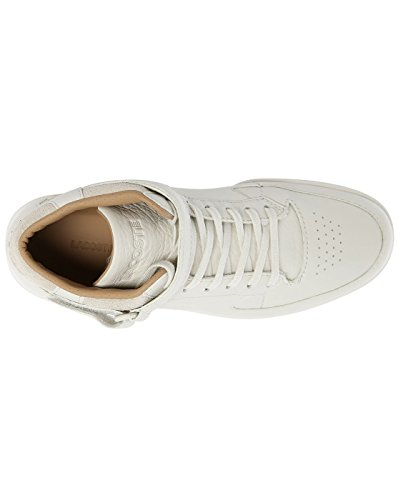 Lacoste Turbo, Baskets hautes homme Weiß