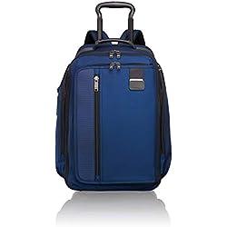 Tumi Merge - Wheeled Backpack 2.9 kg Mochila Tipo Casual, 54 cm, 35.51625 Liters, Azul (Ocean Blue)