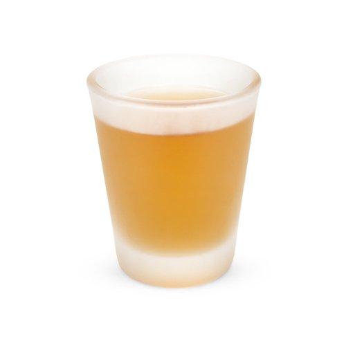 True Frost 1,5Unzen Shot-Glas, transparent