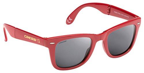 ▷▷ Gafas de sol rojas .Opiniones 36ee6e95dac4