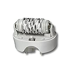 Braun 67030946 Silk Epil 7 Standard Epilator Head for 7181, 7681, 7281, 7481, 7771, 7871, 7791 (Visual Packaging)