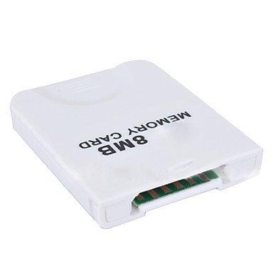Erhalten 8MB Memory Card für Wii