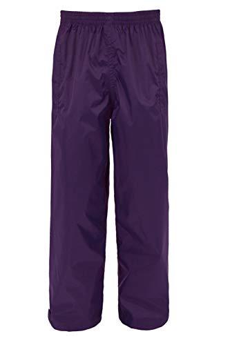 Mountain Warehouse Pantalon de Pluie Pakka pour Enfant...