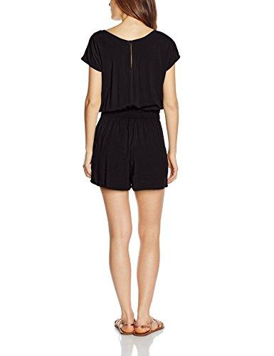 Q/S designed by Damen Jumpsuits 41.605.85.6188 Schwarz (black 99L0)