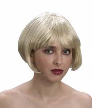Super Model Blonde Bob Wig