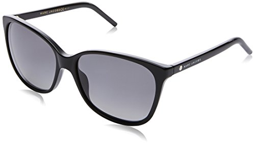 Marc Jacobs Damen MARC 78/S WJ 807 57 Sonnenbrille, Black/Grey Sf Pz,