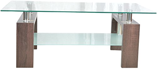 Maark MF31 Coffee Table (Transparent)