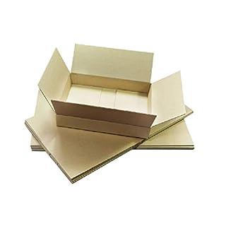 50 x New Deep Max Size Royal Mail Small Parcel Packet Postal Box 350x250x160mm