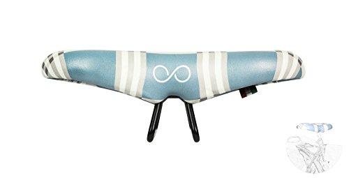SellOttO-I-SP02 Office elegant Stil - Fahrradsitz bequem Damen – Ergonomish ohne Nase - Kein Druck auf den Genitalbereich wie von der Sportmedizin empfohlen