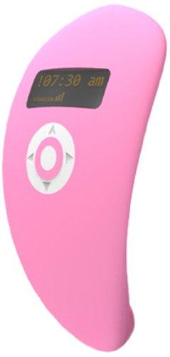 Wake-Up Vibe Aufliegevibrator mit Weck-Funktion, pink