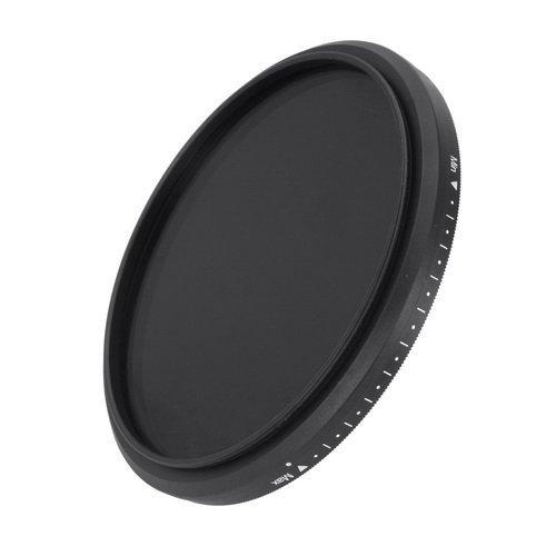 Fotga Slim-Fader ND-Filter, einstellbar ND2 zu ND400, 52mm