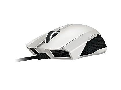 Razer Taipan - Ratón, color blanco