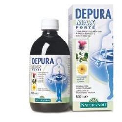 Nahrungsergänzungsmittel depura max forte 500 ml (Max Nahrungsergänzungsmittel)