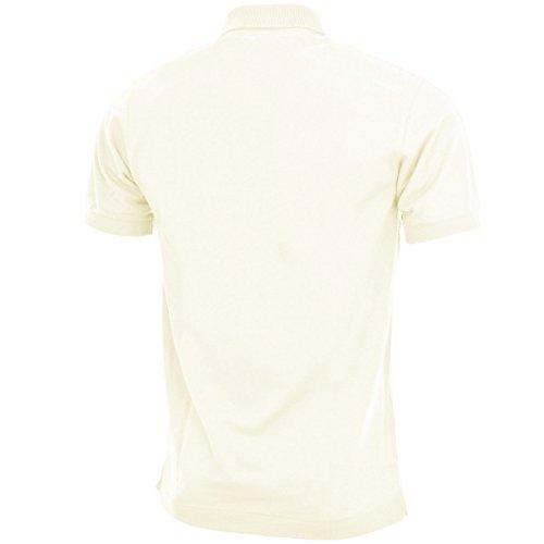 Lacoste Herren Poloshirts Poloshirt Vanilla Plant