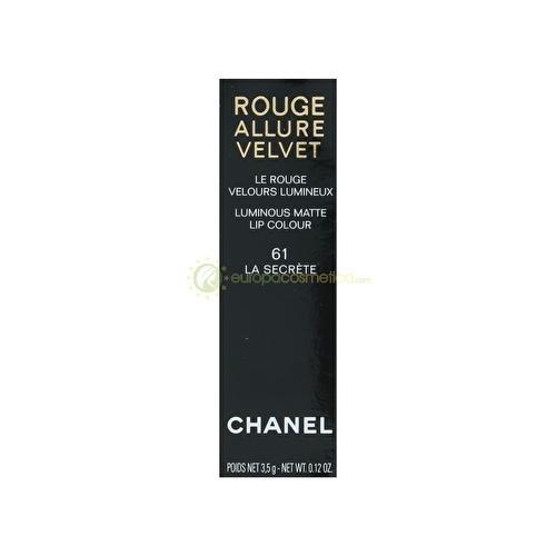 Chanel Rouge Allure Velvet Lippenstift'–5gr
