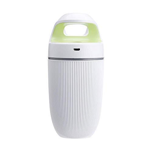 Sencillo Vida Purificador de Aire Humidificador Ultrasonico Aromaterapia de Vapor, Difusor de Aceites Esenciales,Difusor de Aroma con Luz LED para Hogar, Oficina, SPA, Sala de Estar Dormitorio y Bano