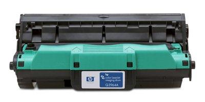 Hewlett Packard Drum-bild (Hewlett Packard -HP- Color Laserjet 2840 (Q3964A) original Trommel-Einheit - CMYK/4Farben)