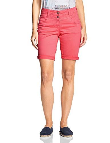 Cecil Damen 372099 Bermuda, per Pack Rot (Neo Coralline Red 11664), W36(Herstellergröße:36) -