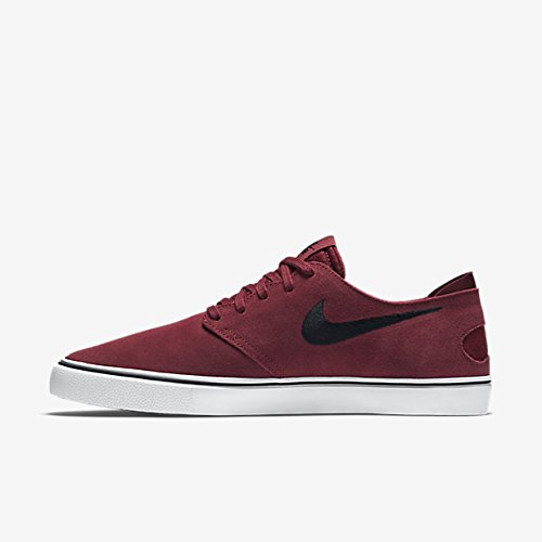 Nike Zoom Oneshot Sb, Scarpe da Skateboard Uomo Rojo (Team Red / Black-White)