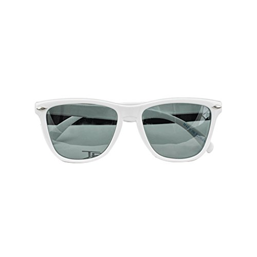 Banz 01556 Sonnenbrille JBanz, für Alter von 4 bis 10 jahre, UV400, weiß